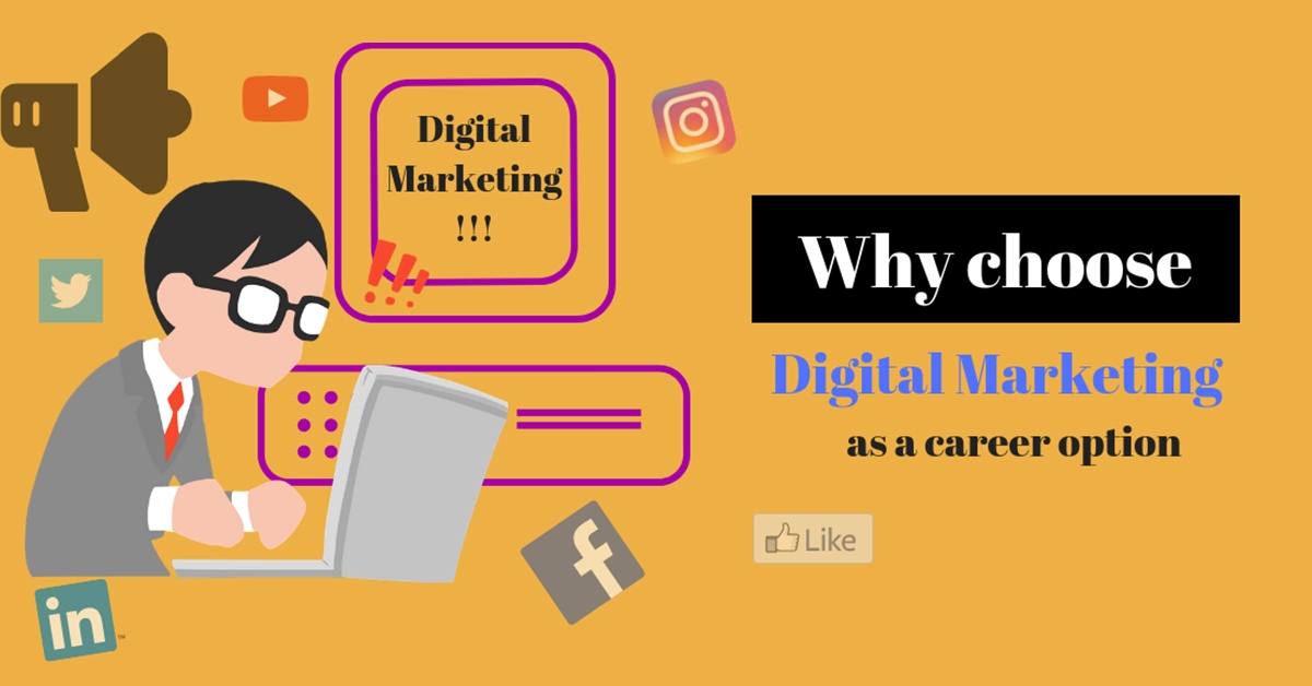 Benefits Of Having Career In Digital Marketing