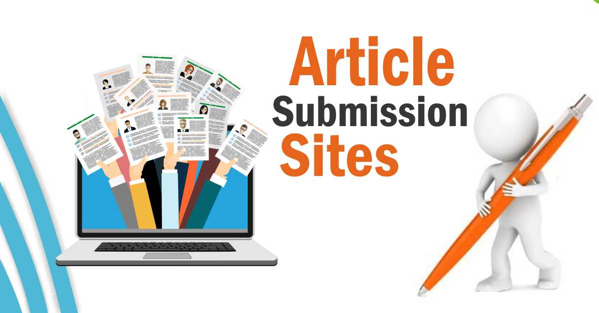 High DA Do Follow Free Article Submission Sites List 2019
