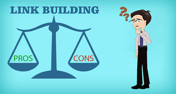 Pros And Cons Of Link Building
