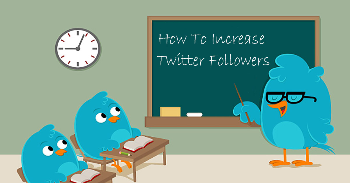 How To Increase Twitter Followers In 2019