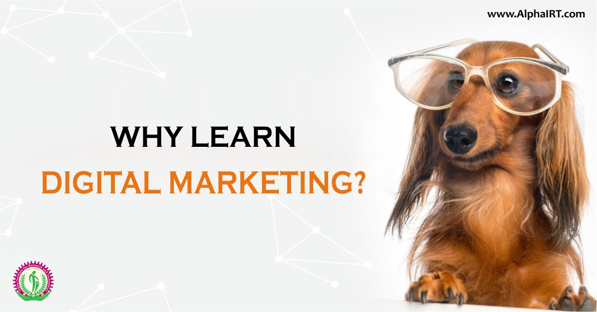 Why Learn Digital Marketing?